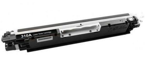 HP CE310A, 126A (fekete, BLACK) utángyártott prémium toner, (LaserJet Pro M275, 100, 200, CP1020, CP1025, M175)