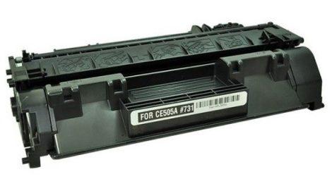 HP CE505A, 05A utángyártott prémium toner (Laserjet P2035, P2055)