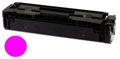 HP CF543X (203X), magenta, bíbor prémium  utángyártott TONER, (Color LaserJet Pro M254, MFP 280-281) 2500 oldal