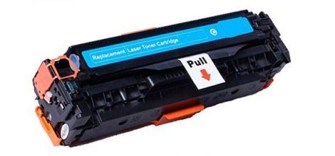 HP CF531A (205A), CYAN prémium utángyártott TONER, (Color LaserJet Pro MFP M180) 1100 oldal