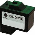 Lexmark 16 / 10N0016 prémium utángyártott tintapatron, patron (Z13,X1270,X1100,X1130,X1150,X1160,X1170,Z23,Z24,Z25,Z33,Z34, Z510,Z515,Z517,Z600,Z75,Z640,X1180,X1190,X1200,X12