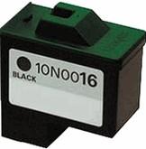 Lexmark 16 / 10N0016 prémium utángyártott tintapatron, patron