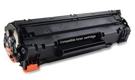 HP 78A / CE278A utángyártott prémium kategóriájú toner (Laserjet P1606, M1322) 2100 old.