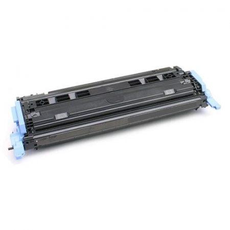 HP Q6000A (bk, fekete) utángyártott prémium kategóriájú toner / HP 1600, 2600, 2605/
