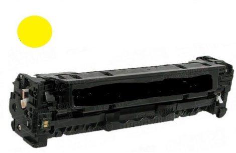 Canon CRG-054H YELLOW-SÁRGA utángyártott prémium toner (CRG054H) - 2300 odal