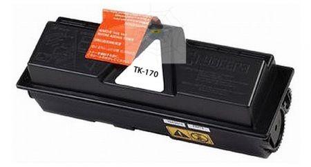 Kyocera TK-170 (KYOCEAR MITA FS-1320, FS-1370, Ecosys P2135d) utángyártott prémium toner, festékkazetta - fekete, black, (tk170)