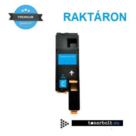 Xerox 6020, 6022, 6025, 6027 Zafír utángyártott prémium toner - CYAN, kék (Phaser 6020,6022,WorkCentre 6025,6027)  - 106R02760