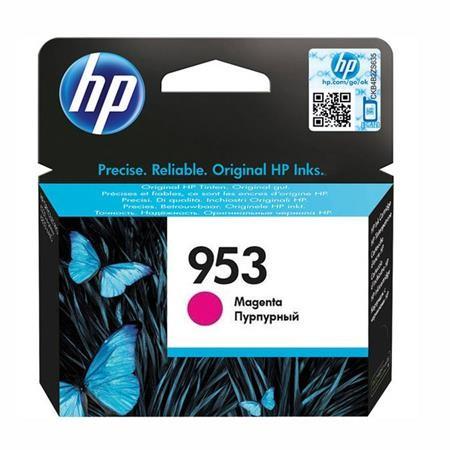 HP 953 Magenta ( piros)  F6U13AE tintapatron