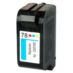 HP 78 (35 ml!) prémium utángyártott tintapatron, patron C6578A