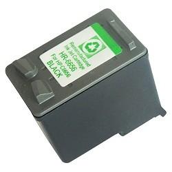 HP 56 / C6656A (C6656XL) XL kapacitású fekete-black prémium utángyártott tintapatron, patron- hewlett packard
