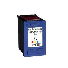 HP 57 / 6657 XL kapacitású színes-color prémium utángyártott tintapatron, patron- hewlett packard (57xl)