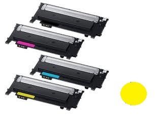 Samsung CLT-Y404 SÁRGA utángyártott pérmium toner, 1000 oldal (C430 / C480 nyomtatókhoz)