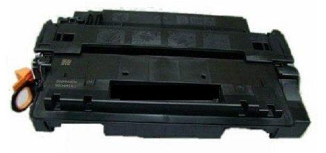 HP CE255A, 55A utángyártott prémium toner (laserjet P3010, P3015) 6000 oldal