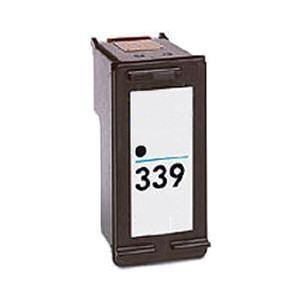 HP 339 / C8767EE XL kapacitású fekete-black prémium utángyártott tintapatron, patron - hewlett packard