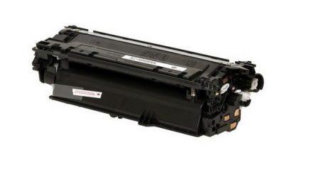 HP 507A, CE400A / 507X, CE400X (black-fekete) -11000 oldal- utángyártott prémium toner