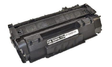 HP Q5949A, 49A utángyártott prémium toner (Laserjet 1160, 1320, 3390, 3392)