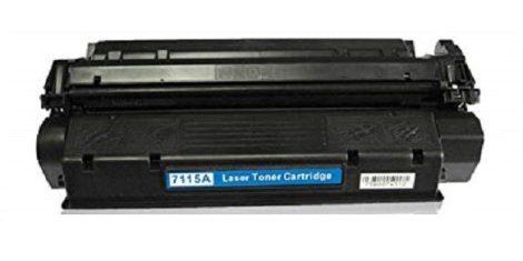 HP C7115A, 15A  utángyártott prémium kategóriájú toner / HP 1200, 1220, 3300/
