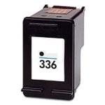 HP 336 / C9362EE XL kapacitású fekete-black prémium utángyártott tintapatron, patron - hewlett packard