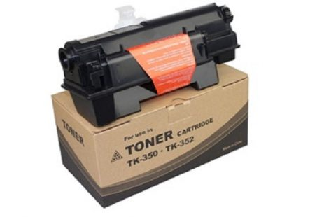Kyocera TK-350 / TK-352 (FS-3920DN / FS-3040MFP / FS-3140MFP ) utángyártott prémium toner, (tk350, tk352) 15000 oldal