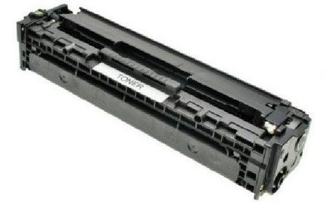 HP CF410X (410X), BLACK-FEKETE prémium utángyártott TONER, 6500 oldal, (Color LaserJet Pro M452, Color LaserJet Pro M477)