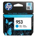 HP 953 Cyan (kék) F6U12AE tintapatron