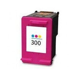 HP 300 XL (CC644E) színes prémium utángyártott tintapatron, patron, 18ml