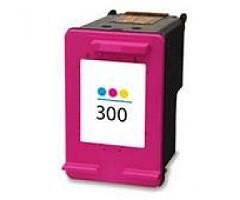 HP 300 XL / CC644EE / CC643EE XL kapacitású színes-color prémium utángyártott tintapatron, patron - hewlett packard (300XL)