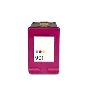 HP 901 XL / CC656AE XL kapacitású színes-color prémium utángyártott tintapatron, patron- hewlett packard (901XL)