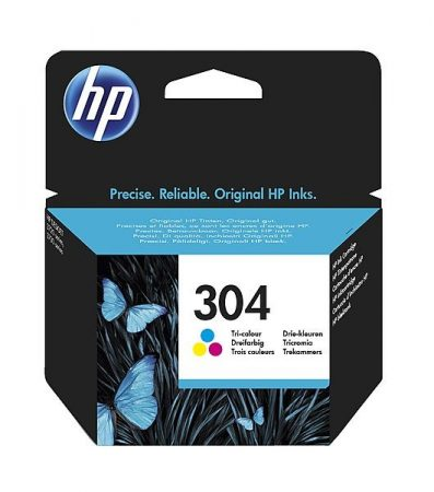 HP 304  N9K05AE  (color) tintapatron