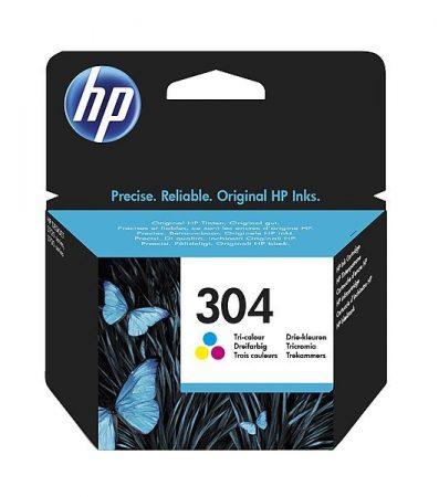 HP 304  N9K05AE  (color) tintapatron