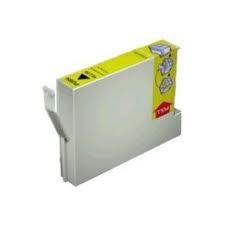 Epson T0804 Y. (sárga) tintapatron prémium utángyártott tintapatron, patron