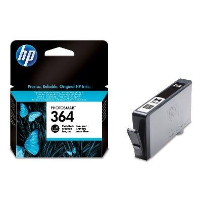 HP CB317EE, 364 (Photo Black, fekete) tintapatron