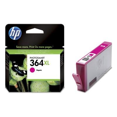 HP CB324EE, 364 XL (magenta, bíbor) tintapatron