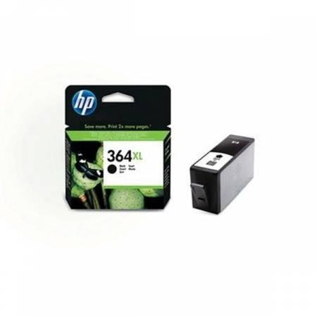 HP CN684EE, 364 XL (Bk, fekete), CB321EE tintapatron