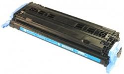 HP Q6001A (c, kék) utángyártott prémium kategóriájú toner / HP 1600, 2600, 2605/