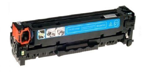 HP CF411X (411X), CYAN, KÉK prémium utángyártott TONER, 5000 oldal