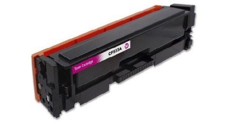 HP CF533A (205A), MAGENTA prémium utángyártott TONER, (Color LaserJet Pro MFP M180) 1100 oldal