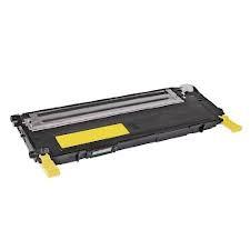 Samsung CLP 310/320/325 yellow (sárga) utángyártott prémium toner, 1500 oldal (CLT-Y4092, CLT-Y4072)