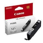 CANON CLI-551 GY XL (szürke) tintapatron
