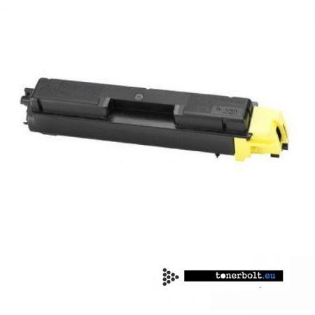 Kyocera TK-590 YELLOW, SÁRGA utángyártott prémium toner (tk590y)