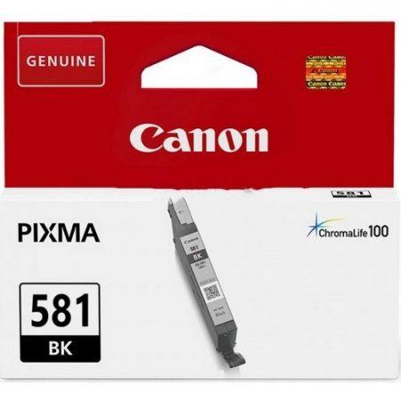 Canon CLI-581 BK fotó fekete eredeti patron
