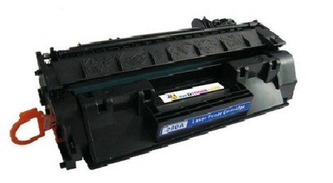HP CF280A, 80A (black-fekete) utángyártott prémium toner ( Laserjet Pro 400 M401, LaserJet Pro 400 M425 )