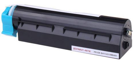 OKI b431 / mb461 / mb471 / mb491 utángyártott prémium toner 7000 oldal