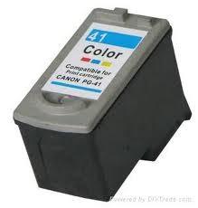 CANON CL-41 XL (24ml) prémium utángyártott tintapatron, patron (pixma IP1600, IP2200 stb)