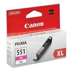 CANON CLI-551 M XL (bíbor) tintapatron