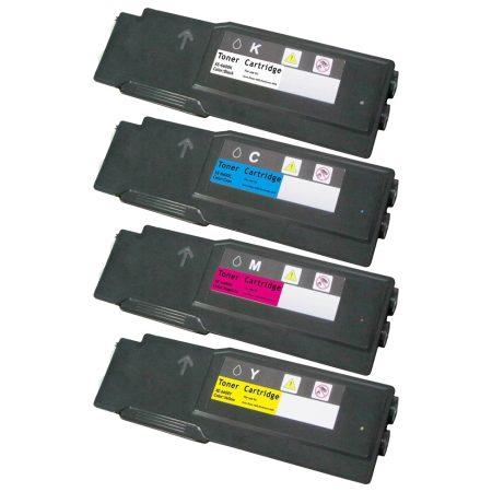 Xerox Phaser 6600/6605 YELLOW-SÁRGA utángyártott prémium toner