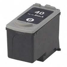 CANON PG-40 Bk. (fekete)  prémium utángyártott tintapatron, patron (PG40)