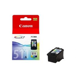 CANON CL-511 Color (színes) tintapatron