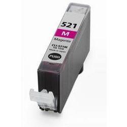 CANON CLI-521 Magenta-bíbor prémium utángyártott tintapatron Chipes, patron cli521
