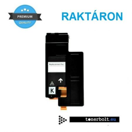 Xerox 6020, 6022, 6025, 6027  Zafír utángyártott prémium toner - Black, fekete (Phaser 6020,6022,WorkCentre 6025,6027) - 106R02763